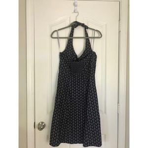 Athleta Pack Anywhere Halter Dress